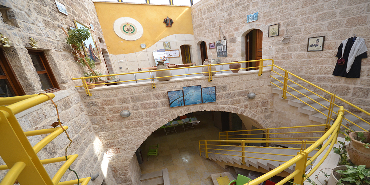 Rehabilitation of Dar Abu Sa'da