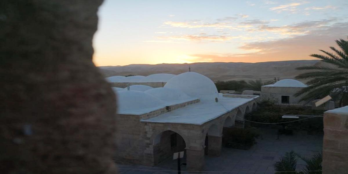 Rehabilitation of Maqam Nabi Musa