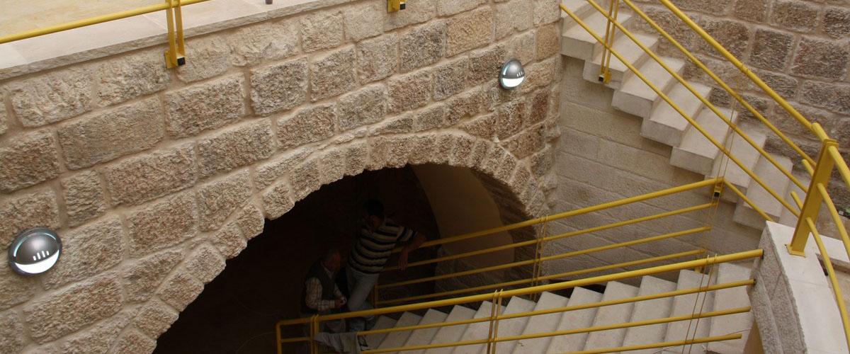 مشروع تأهيل دار أبو سعدى
